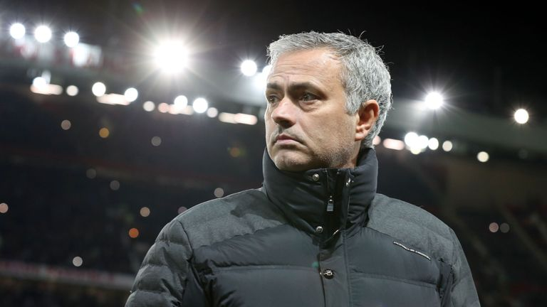 Mourinho content with EFL Cup draw as United avoid Liverpool
