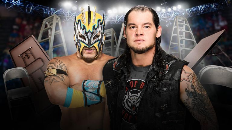 Who will win Kalisto and Baron Corbin's Chairs Match?