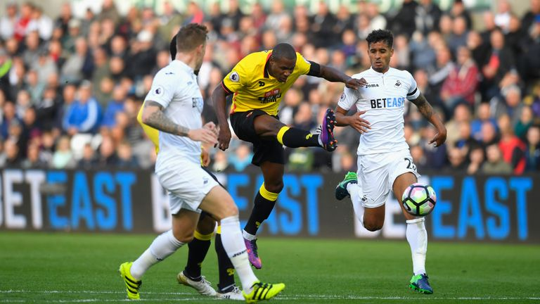 Walter Mazzarri still has confidence in Odion Ighalo