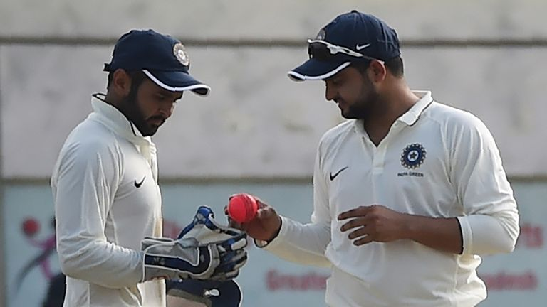 Parthiv Patel will play in the third Test against England