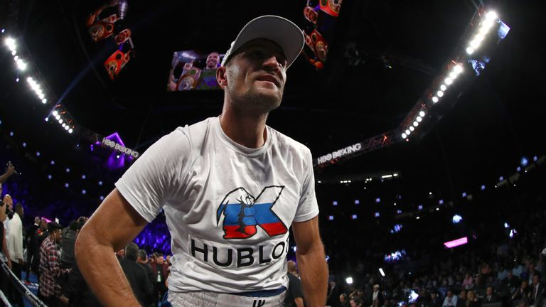 Sergey Kovalev says Andre Wards points win was wrong decision