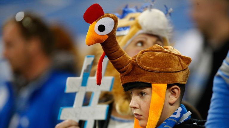 National Football League odds, Thanksgiving 2016: Steelers, Cowboys, Lions favorites for Thursday slate
