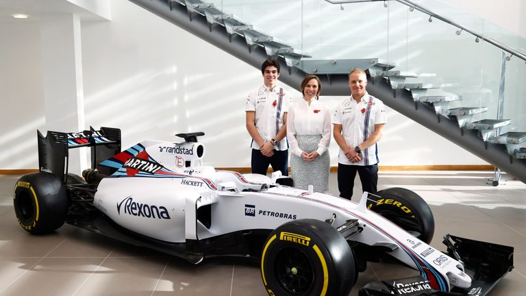 williams formula 1 drivers