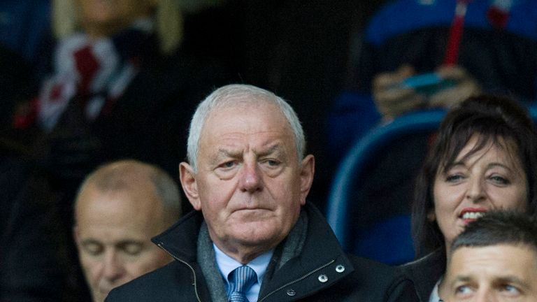 Walter Smith has called on the Rangers board to invest in the squad