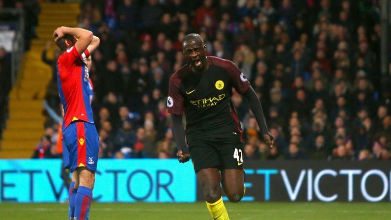 Yaya Toure recently returned to Man City's side
