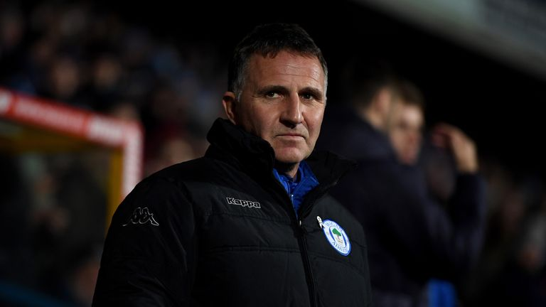 Former Wigan boss Warren Joyce has been named new manager at Melbourne City