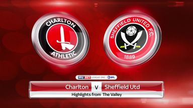 Charlton 1-1 Sheffield Utd