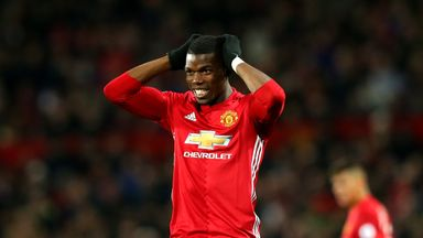 Paul Pogba cost Manchester United a world-record fee in the summer