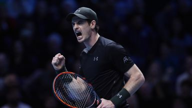 Andy Murray will be aiming to win his first Australian Open
