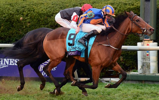California Chrome is even-money favorite for Breeders' Cup