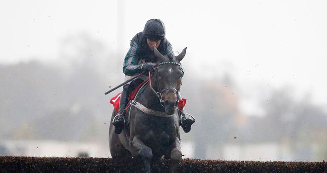 Altior heads the entries for Sandown on Saturday