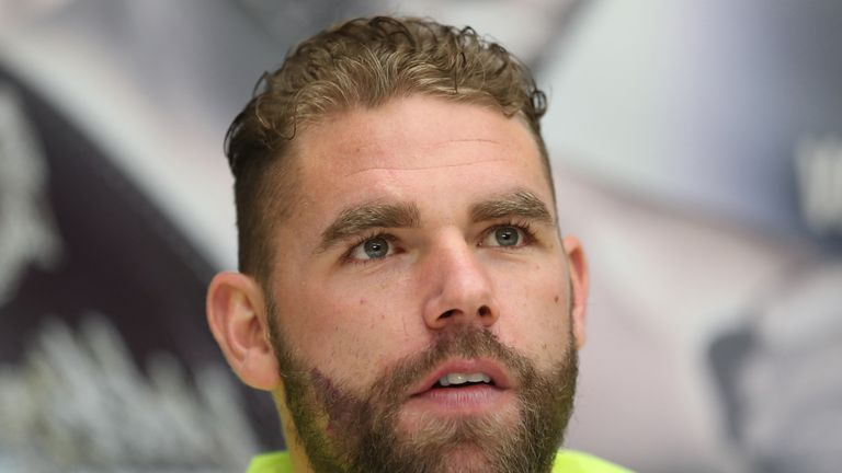 billy joe saunders - photo #40