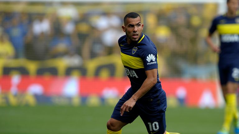 Tevez has also played down reports of a move back to Boca Juniors