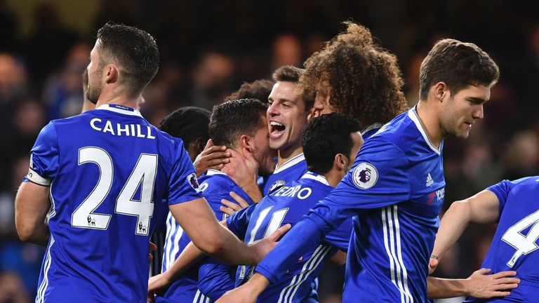 Despite the midweek loss, three of the four pundits are backing Chelsea to win the league