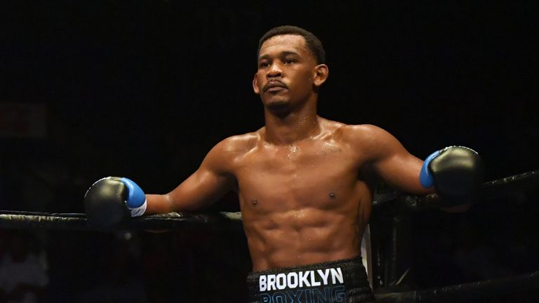 Daniel Jacobs says he is ready to 'shock' the world
