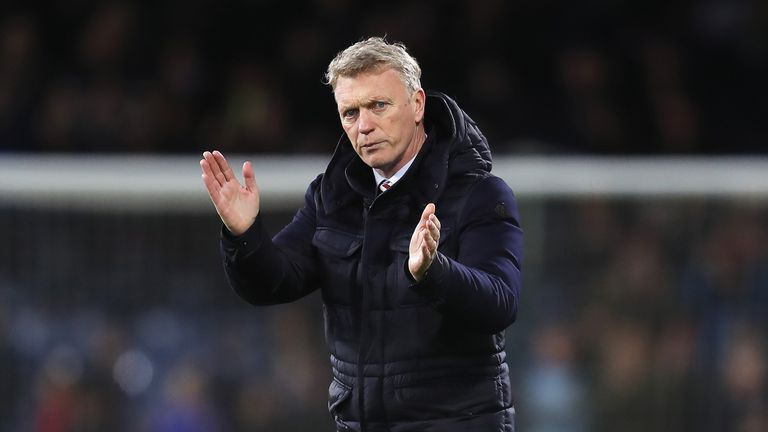 David Moyes is keen to speak to the SFA about becoming Scotland manager