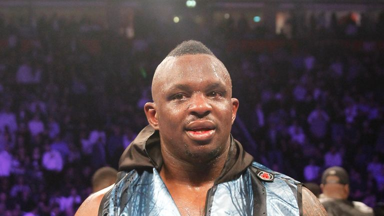 Dillian Whyte's clash against Mariusz Wach has been postponed