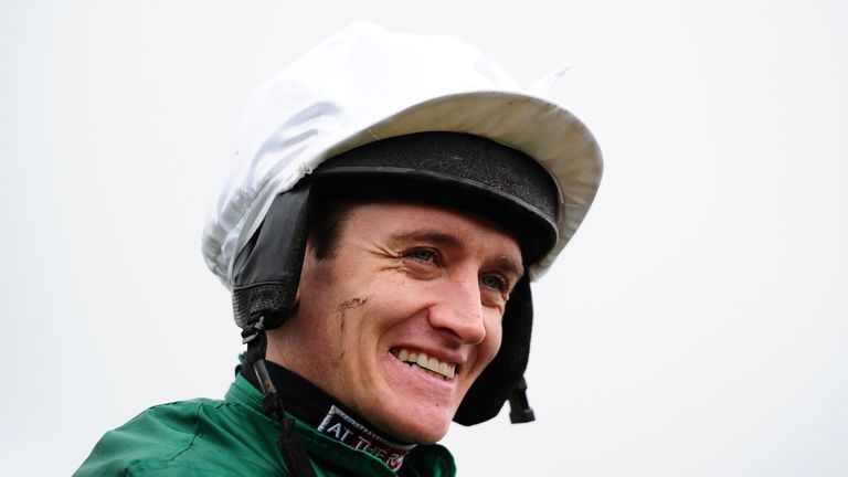Barry Geraghty: Fit to ride at Aintree