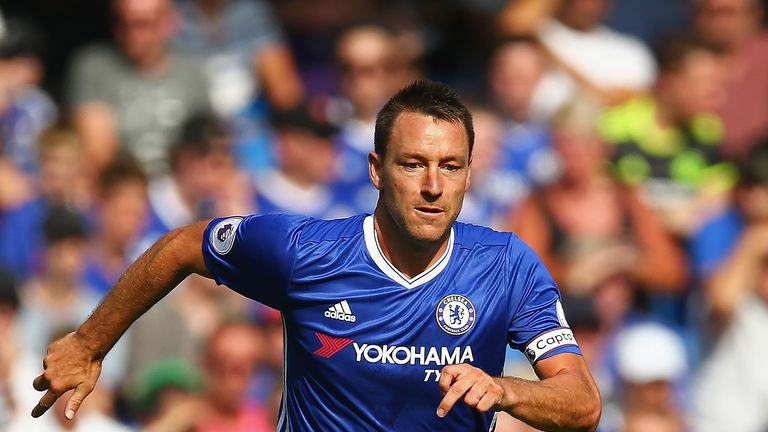 John Terry appears set to stay with Chelsea for the rest of his contract