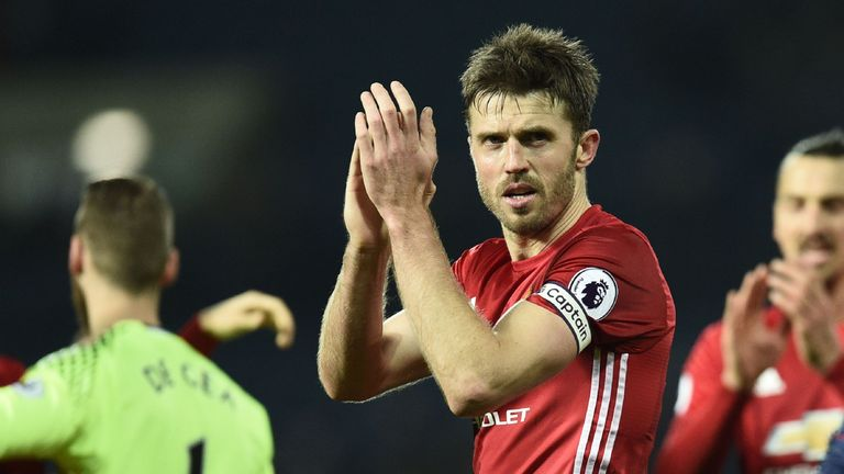Michael Carrick joined Manchester United from Tottenham in 2006