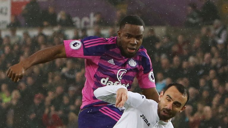 Britton returned from injury and thoughts of retirement to help Swansea stay in the Premier League