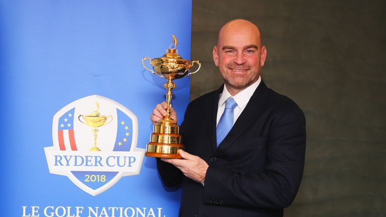 Thomas Bjorn believes his commentary role will be useful to his Ryder Cup plans