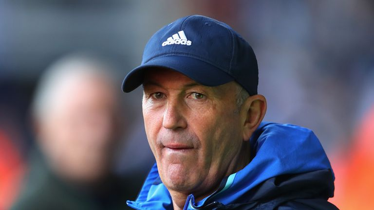 Tony Pulis's West Brom have been in good form lately
