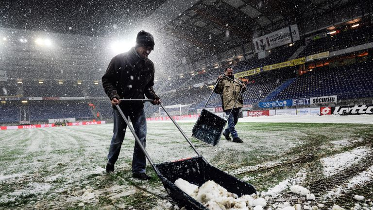 A guide to winter breaks across Europe's major leagues ...