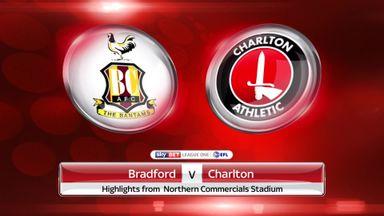 Bradford 0-0 Charlton