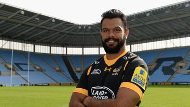Kurtley Beale makes his first start for Wasps