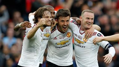 FA Cup holders Manchester United face Reading in the third round