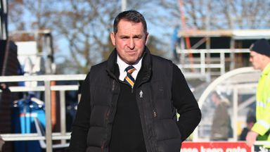 Martin Allen is back in charge at Barnet