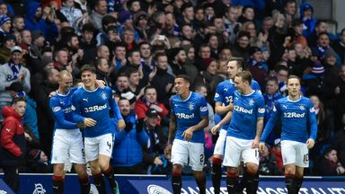 Stuart McCall says Rangers should aim for second spot in the league and a strong Scottish Cup run