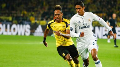Real Madrid and Borussia Dortmund vie for top spot in their final Champions League Group F game