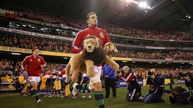 Sam Warburton led the Lions to a series win in 2013 but who should skipper them in New Zealand next summer?