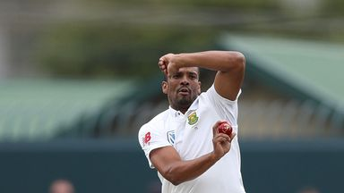 Vernon Philander is looking forward to arriving at Hove in April