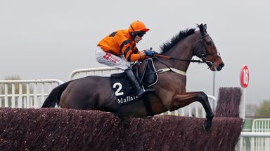 Thistlecrack is on the long road to recovery