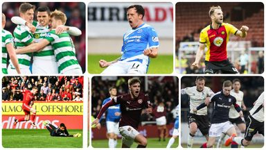 Andy Walker and Ian Crocker preview this Saturday's Scottish Premiership matches