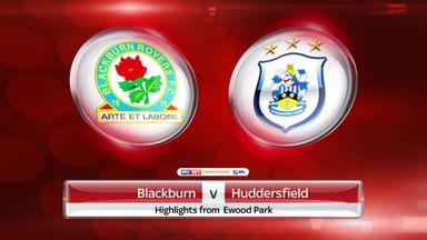 Blackburn 1-1 Huddersfield