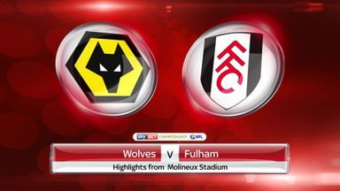 Wolves 4-4 Fulham