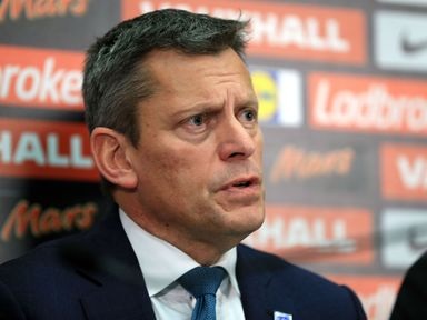 Martin Glenn: FA chief executive faces the press on Thursday