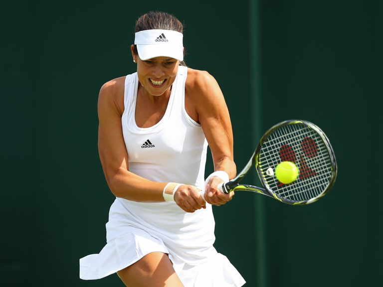 Ana Ivanovic felt she had to retire before love for tennis disappeared