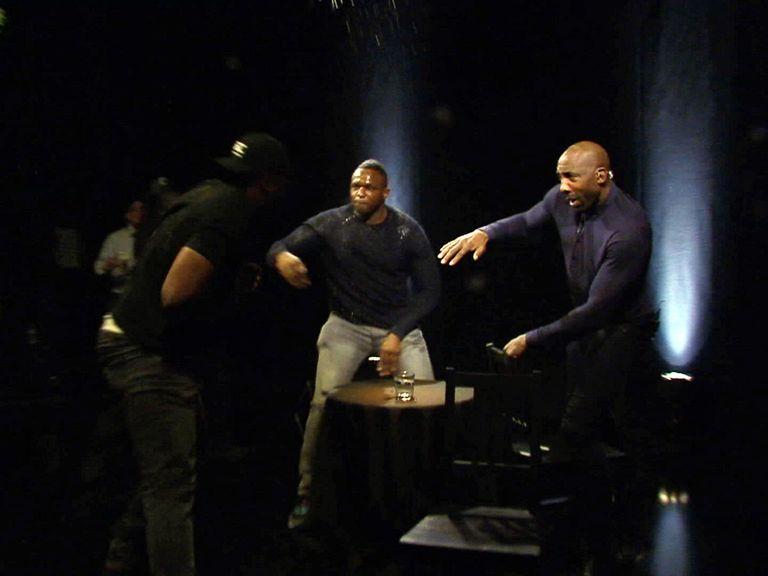 AJ backs Chisora to beat Whyte