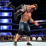 WWE Smackdown: WATCH two John Cena Attitude Adjustments!