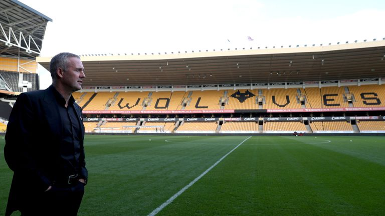 Lambert wants Molineux to be a special place for his players