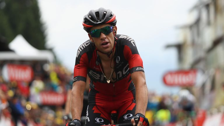 Chris froome expects strong challenge from richie porte in for Richie porte
