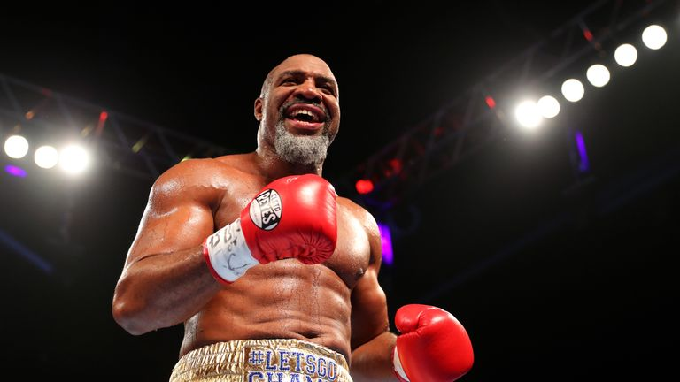 Shannon Briggs will battle Fres Oquendo for 'regular' title, with date and venue to be decided