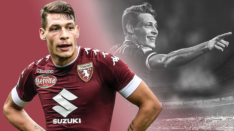 Andrea Belotti has emerged as a top-class striker at Torino this season