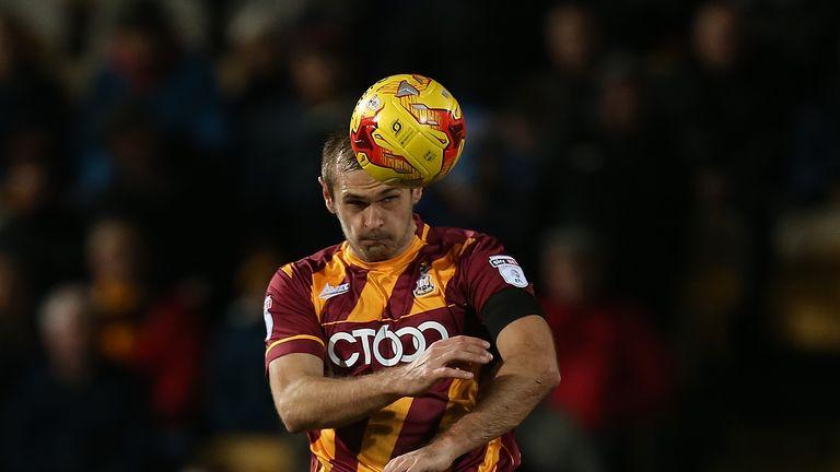 James Hanson to swap Bradford City for Sheffield United