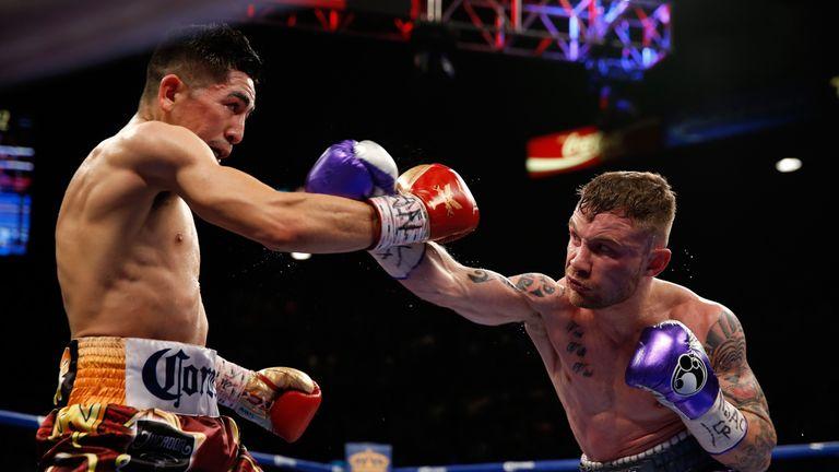 Frampton vs Santa Cruz II: Leo Santa Cruz Recaptures WBA Title